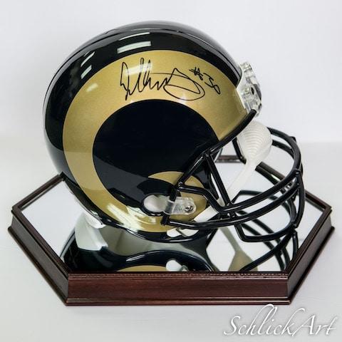 Todd Gurley Autographed Helmet