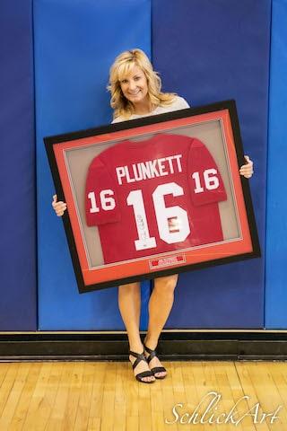 Jim Plunkett Autographed Jersey