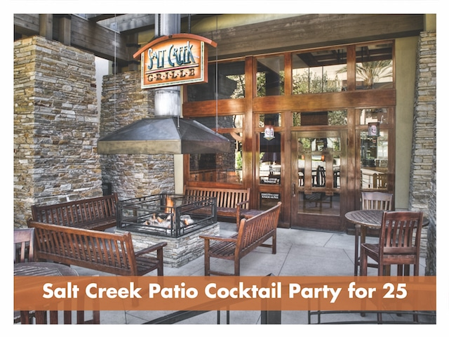 Cocktail Party at Salt Creek Grille