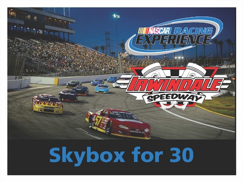 NASCAR Skybox