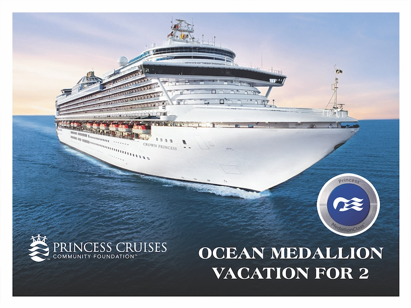 Princess Cruises Ocean Medallion Vacation
