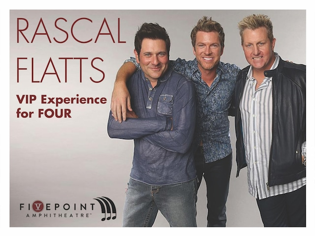 Rascall Flatts Concert