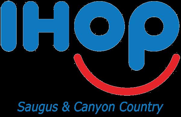 IHop Santa Clarita Title Sponsor Logo